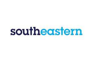Link to the South Eastern website contacts page. Opens in a new tab.